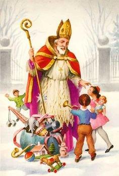 Bonne fête de St Nicolas