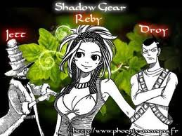 Les Shadow Gear