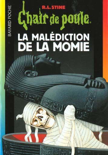 La mal�diction de la momie