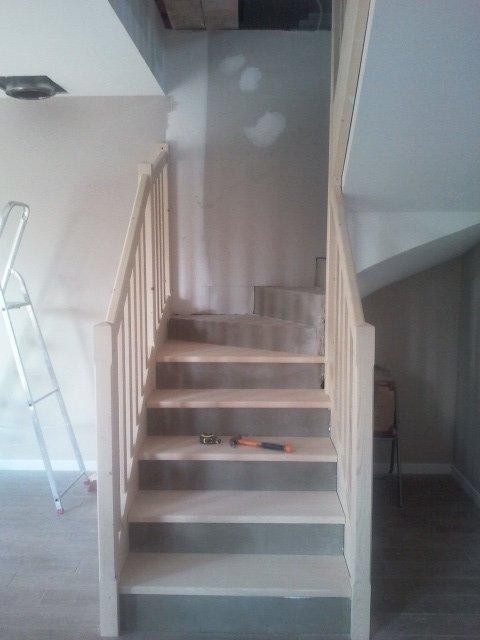 Escalier Notre Maison Du Bonheur