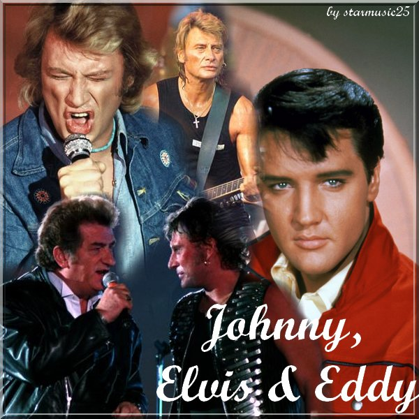 Johnny hallyday rencontre elvis presley