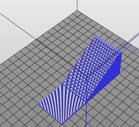 cr�ation d'un escalier pour sous terrain en impression 3D