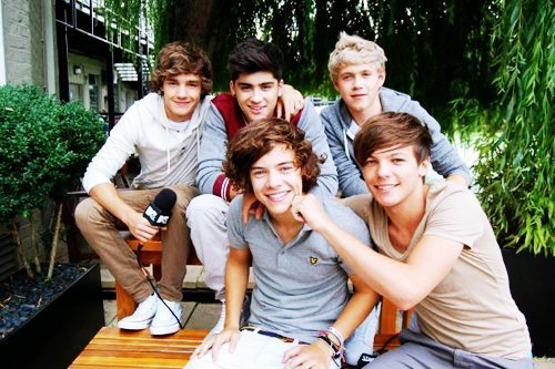 Bienvenue sur OneDream-OneDirectionFic