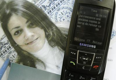 Numero de telephone de fille