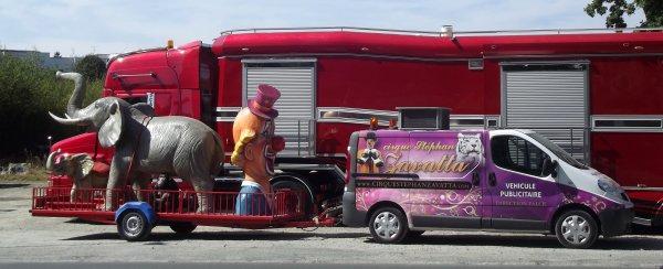 Cirque Maximum � La Roche sur Yon Septembre 2016 (2)