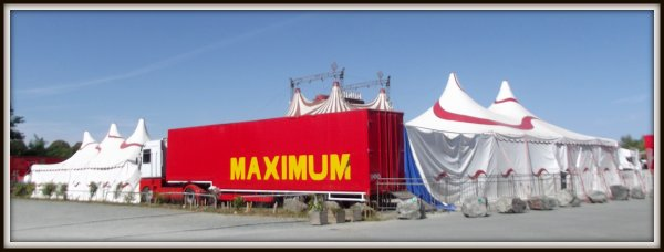 Cirque Maximum à La Roche sur Yon Septembre 2016 (3)