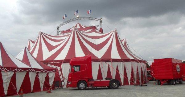 cirque Nicolas Zavatta à la Roche sur Yon octobre 2016 (2)