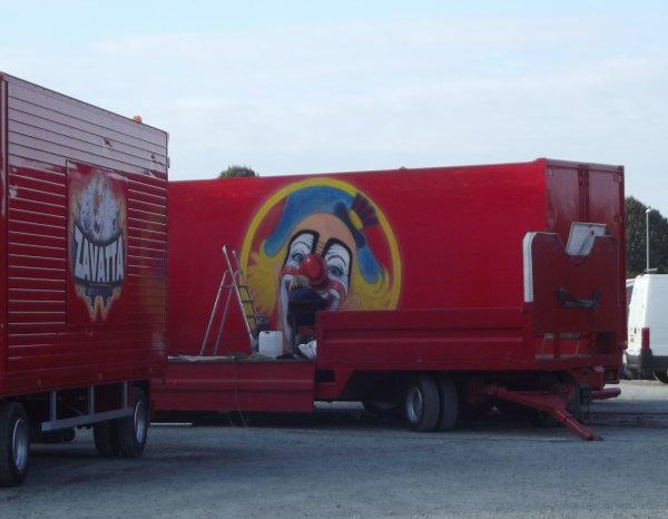 cirque Nicolas Zavatta à la Roche sur Yon octobre 2016 (5)