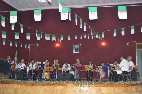 الاسبوع الثقافي لولاية تيبازة - بمدينة الورود البليدة-