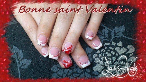 Blog de ladys ongles page 7 blog de ladys ongles - Ongle st valentin ...