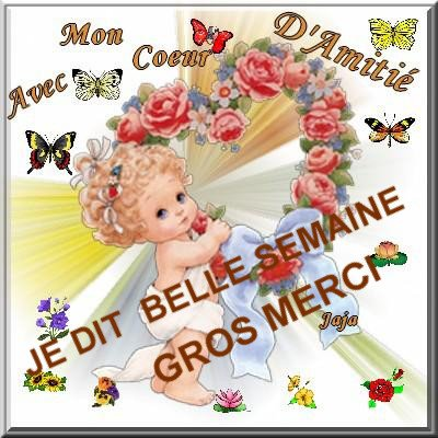 Belle semaine et beau lundi moi je veut tre doux et bon for Belle et beau