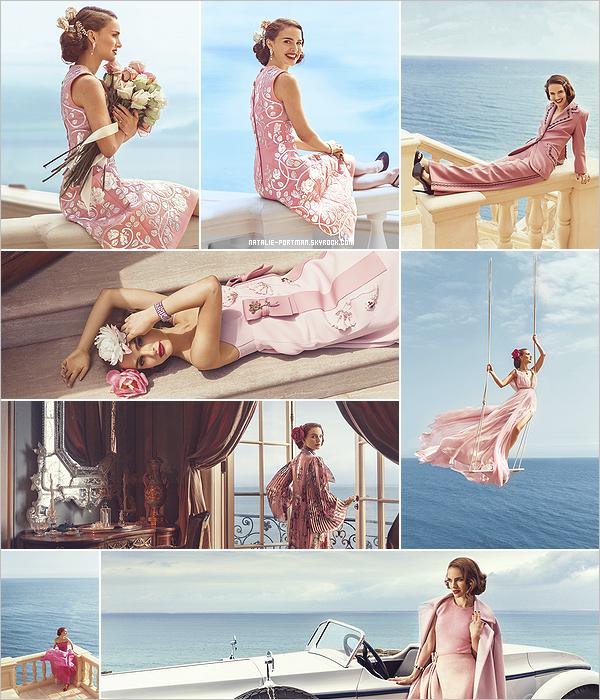Natalie - Harper's Bazaar - Ao�t 2015 : > Natalie-Portman, votre source fran�aise sur Natalie Portman.
