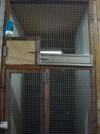 Cage d'�levage pour mes bourkes