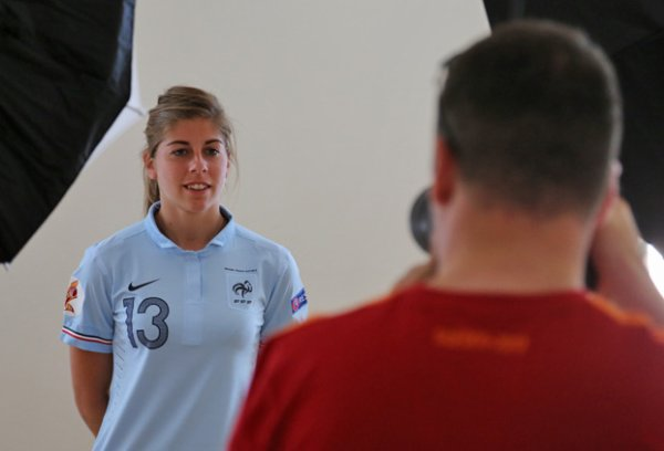 Euro 2013 Femmes : Les Bleues en Su�de