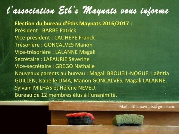 Eth's MAYNATS