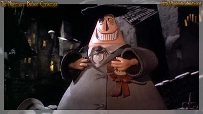 les personnages le maire l233trange n246el de mr jack