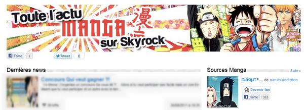 Les MAJ du blog !! + Trucs En Vrac Blog music ♫