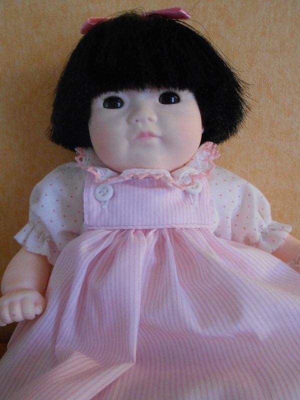 Lisa et Ming Ming de Dolls by Pauline