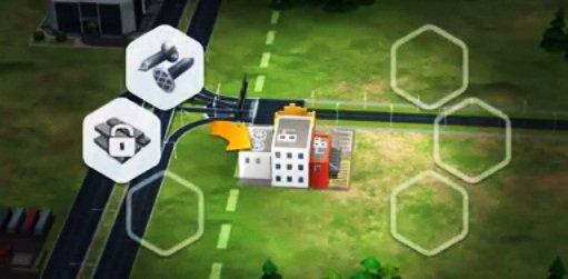 SimCity BuildIt Arrival