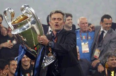 "Le palmarès de Mr. José Mourinho ""The Special One"" !"