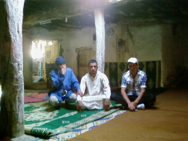 بعد الصلاة