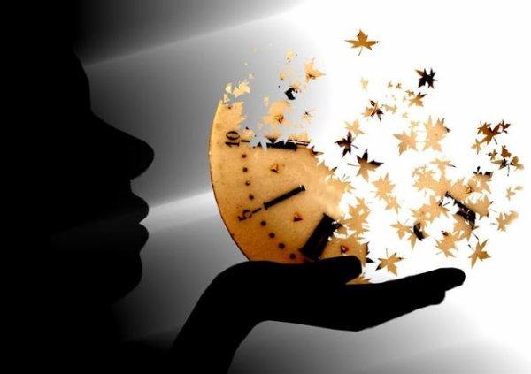 ...le temps ..;
