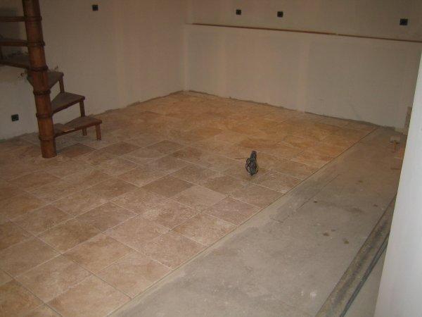 carrelage salle manger cuisine la ptite maison dans. Black Bedroom Furniture Sets. Home Design Ideas