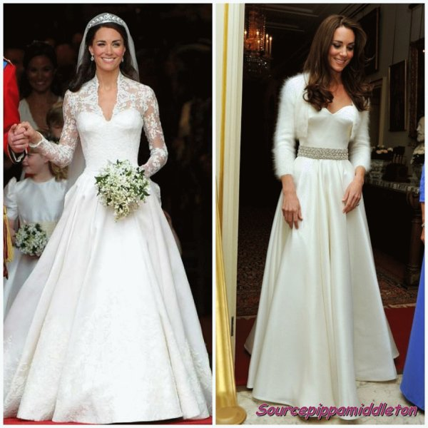 29/04/2012 Noce de coton William&Kate