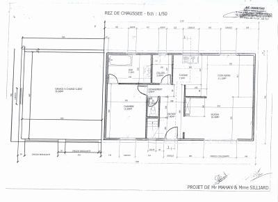 Plan interieur de notre maison construction avec mikit for Plan interieur maison