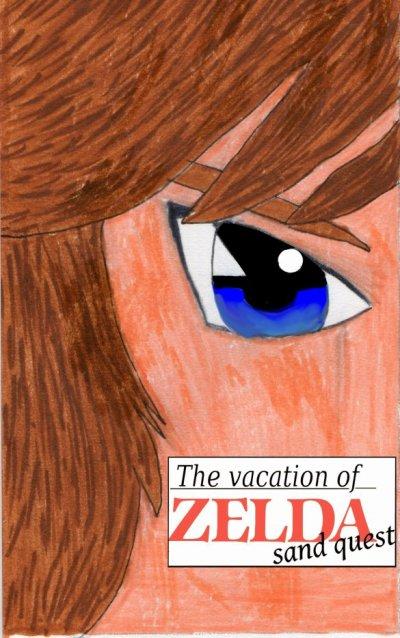 """Galerie de dessins, de BD et de montages sur le th�me """"The Legend of Zelda en vacances"""" !"""