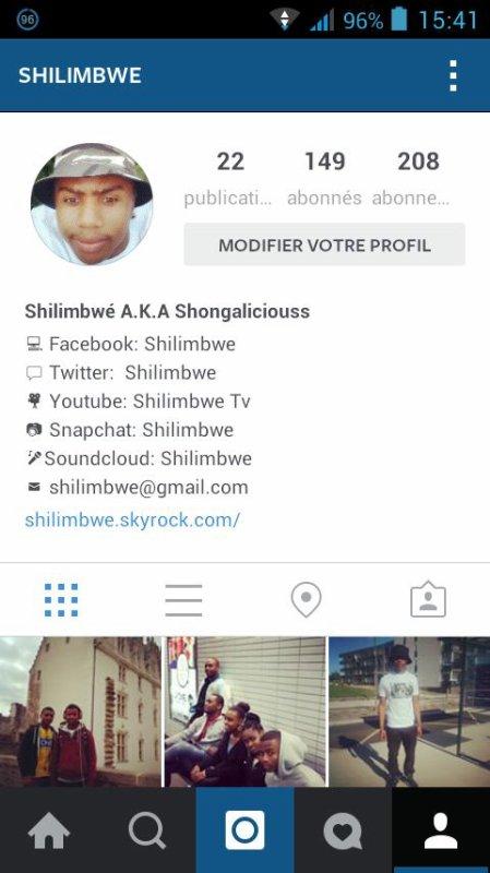 Go Follow Mon Insta