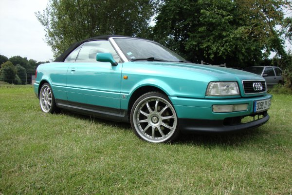audi 80 cabrio tdi bienvenu sur le blog du club tuning. Black Bedroom Furniture Sets. Home Design Ideas