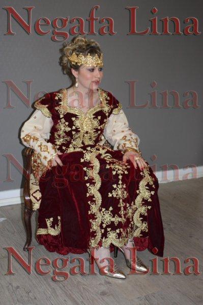Salon Algérien Moderne : Accessoire pour chedda mariage oriental