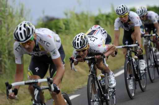 TOUR DE FRANCE 2011: �TAPE 20:  Grenoble  Grenoble 42.5 km