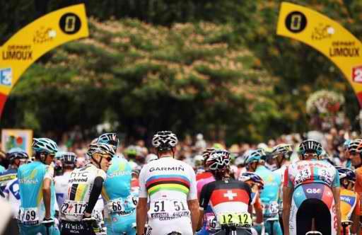 TOUR DE FRANCE 2011: �TAPE 21  Cr�teil  Paris Champs-�lys�es 95 km
