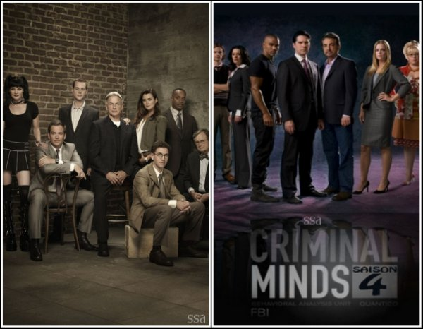 - NCIS ENQUETE SPECIALES VS ESPRITS CRIMINELS -