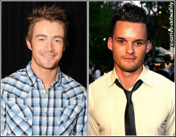 Robert Buckley VS Austin Nichols