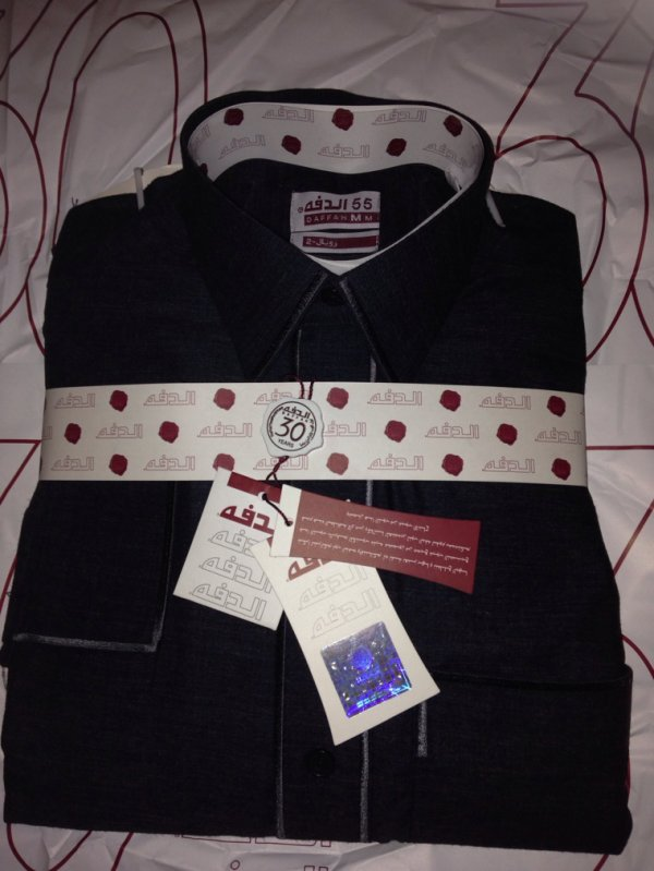Collection automne-hiver. QAMIS DAFFAH 35 euros