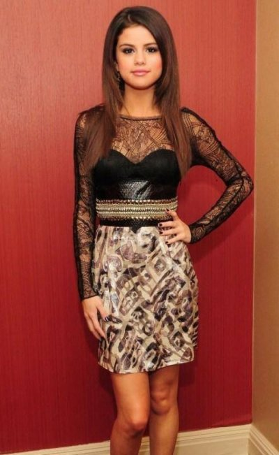 Selena Gomez:Dance With A Star