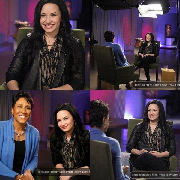 Demi Lovato à 20/20