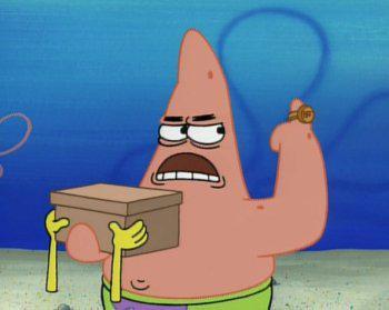Patrick l 39 etoile bob l 39 eponge - Patrick l etoile ...
