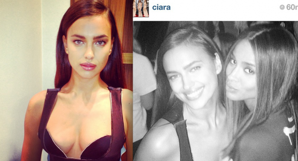 + Photos instagram d'Irina de la semaine.