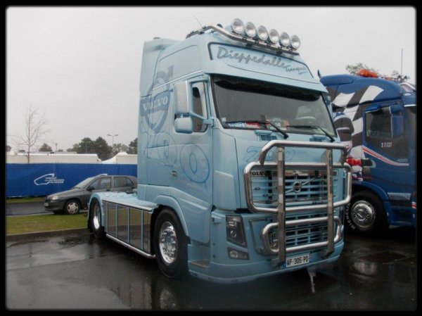 volvo fh 700 dieppedalle transports le mans photographe. Black Bedroom Furniture Sets. Home Design Ideas