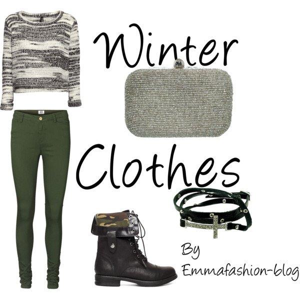 Id e de tenue hiver automne emma 39 s fashion blog - Idee tenue hiver ...