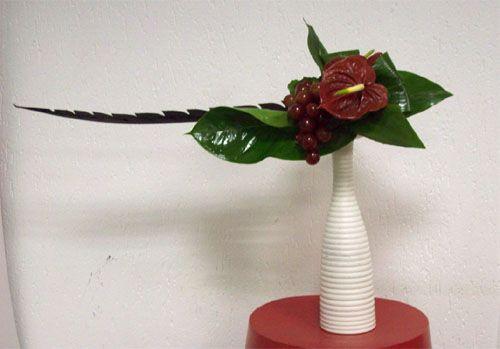 moderne avec du raisin passionfloral. Black Bedroom Furniture Sets. Home Design Ideas