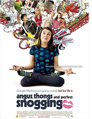 Critique de livre d'adolescent angus thongs