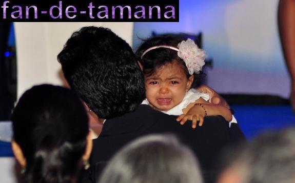 AISHWARYA RAI et son enfant