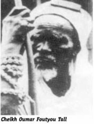 "El Hadj Omar Al Foutiyou Tall, ""Ap�tre"" de la Tidiania en Afrique Noire"