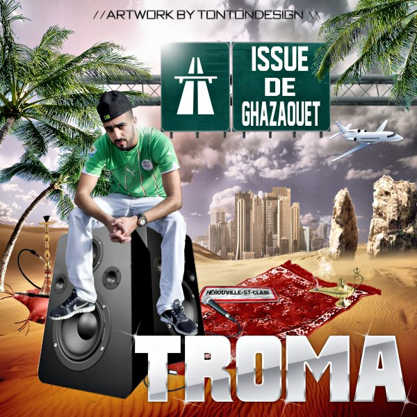 Artwork Cr�er Par TONTONDesign Pour Troma