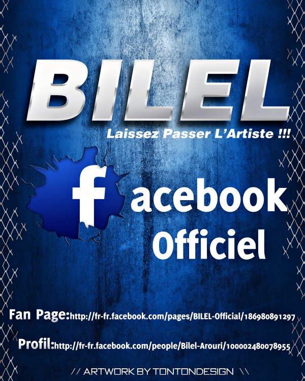 Logo Facebook Officiel Cr�er Par TONTONDesign Pour BILEL